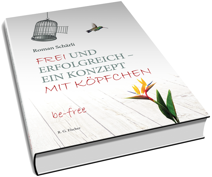 Buch frei mit Köpfchen