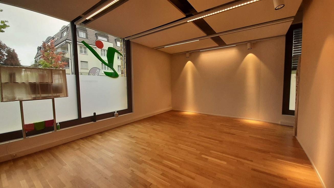 Praxis- & Yoga-Raum