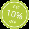 Get Off 10 Prozent