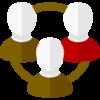 Beziehungen Icon